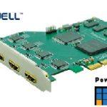 XI400DE-HDMI_1 powered3