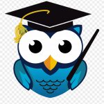 owl with grad cap