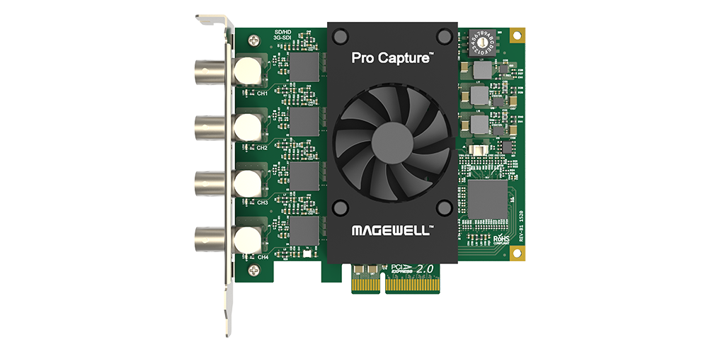Magewell Capture Cards