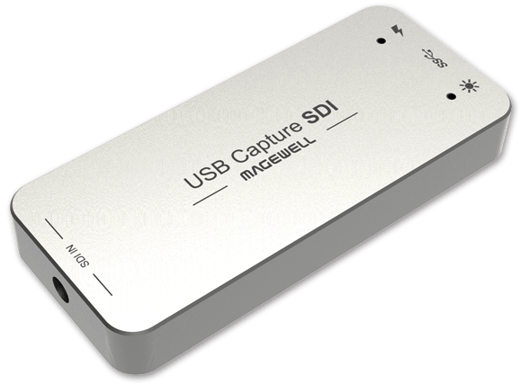 SDI to USB 3 0 Video Capture Dongle by Magewell