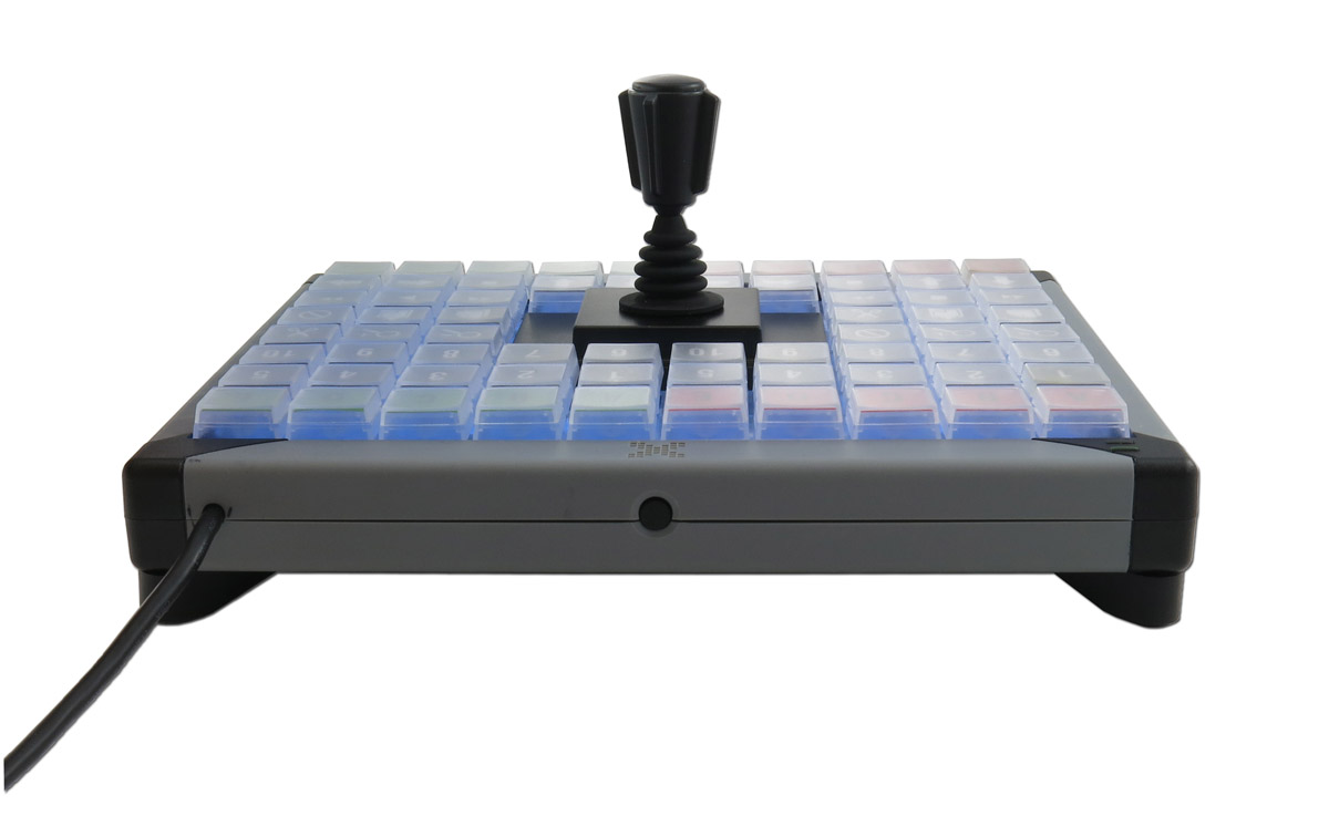 X-keys® XK-68 Joystick / USB Keyboard